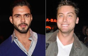 After the break up between Marc Jacobs and Lorenzo Martone, looks like the Brazilian already has another affair. And who might that be? Lance Bass, N´Sync´s singer.