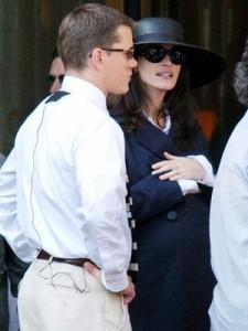 Matt Damon e Julia Roberts também estão procurando casas na Itália…