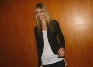 Yasmin Brunet anda repensando a carreira de modelo.