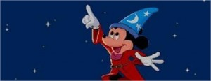 Mickey Mouse is probably doing the happy dance.