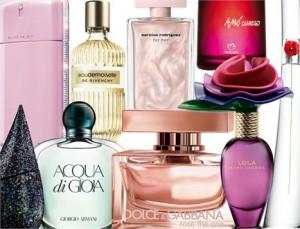 Glamurama escolheu os melhores perfumes para a próxima estação.