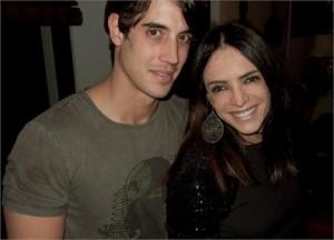 Raquel Silveira e Leo Carmel formam o mais novo casal de São Paulo.