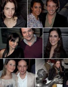 Jacqueline Shor abriu a casa nessa quarta-feira para um jantar em torno do manager do Facebook Brasil.
