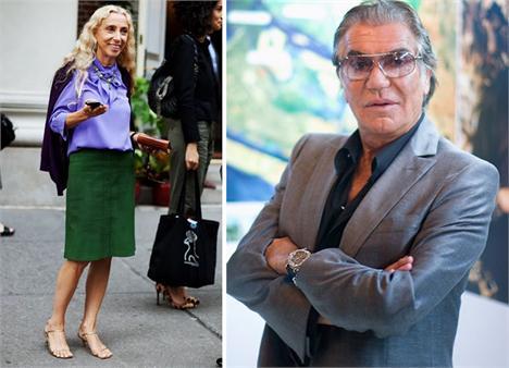 Franca Sozzani e Roberto Cavalli: jurados da próxima edição do America's Next Top Model