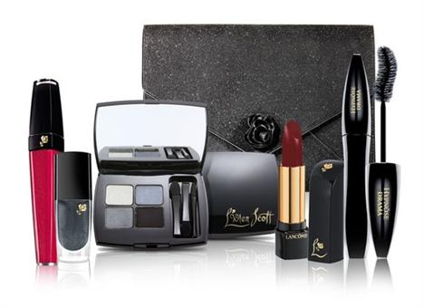 A estilista norte-americana L'Wren Scott acaba de anunciar parceria com a Lancôme.