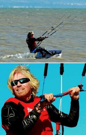 Richard Branson: boas vindas aos sessenta