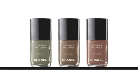 Chanel lança coleção limitada de esmaltes em homenagem ao Fashion's Night Out.