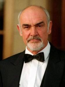 Os dias de ator de Sean Connery acabaram.