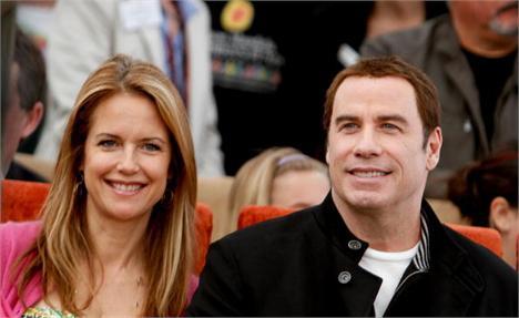 Kelly Preston e John Travolta: mais um filho está a caminho