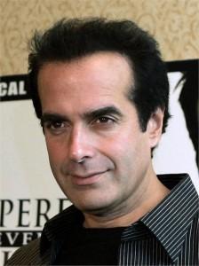 David Copperfield revelou, em entrevista para a revista britânica OK!, que encontrou a fonte da juventude.