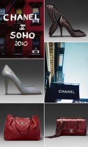 Chanel se prepara para reinaugurar a loja do SoHo, em Nova York.