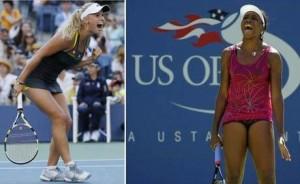 Como de costume, os trajes de Venus Williams sempre chamam muita atenção.