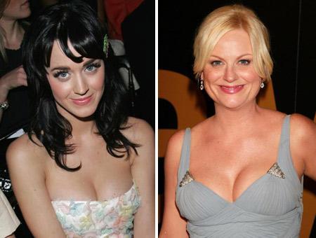 Katy Perry e Amy Poehler: unidas pelo humor