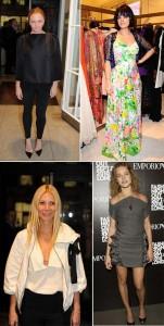 Na noite dessa quarta-feira aconteceu o Fashion's Night Out de Londres…
