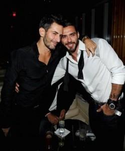 O casal mais fashionista do eixo Brasil-Nova York voltou às boas, Glamurama adorou a novidade…