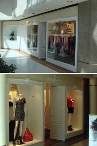 Carina Duek abre loja no Iguatemi. Veja antes.