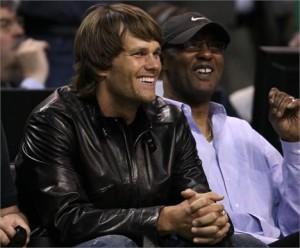 Tom Brady não vê a hora de ganhar mais um carro…