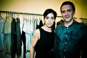 Raquel e Roberto Davidowicz, da marca Uma, estão de olho em novas oportunidades!