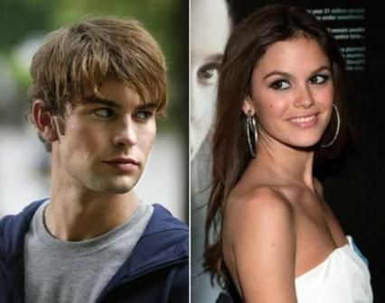 Chace Crawford and Rachel Bilson: friendship only