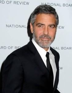 George Clooney deu algumas declarações pessoais na imprensa nessa semana.