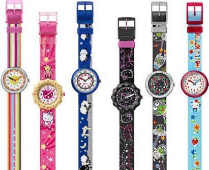 e4ead969dd7 Quem disse que são apenas os adultos que adoram os relógios da ...