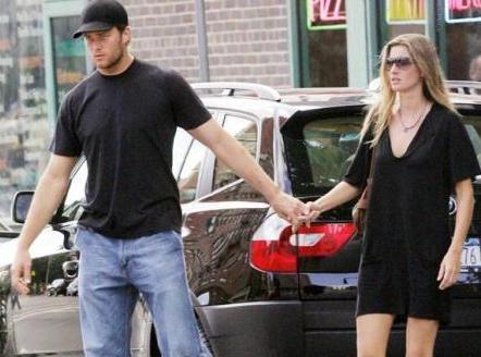 Gisele Bundchen e Tom Brady: casal de sucesso