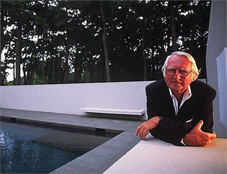 Richard Meier: visita ilustre na Bienal