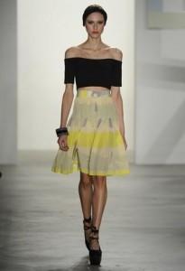 Mais uma brasileira entra para o hall das tops queridinhas do mundo fashion…