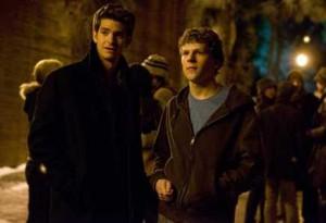 """O filme """"A Rede Social"""" estreou com tudo no EUA."""