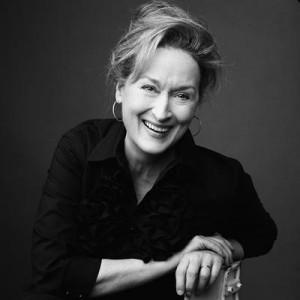 """Meryl Streep vai ser a """"dama de ferro"""" no cinema."""