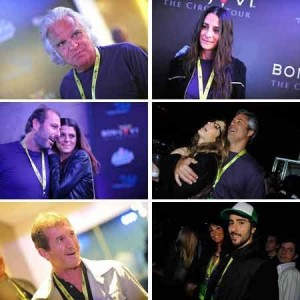 Glamurama também assistiu ao show de Jon Bon Jovi, nessa quarta-feira, no camarote de Fernando Alterio.
