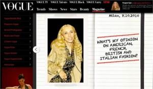 """Franca Sozzani, editora-chefe da """"Vogue"""" italiana resolveu abrir o jogo. Sabe sobre o quê?"""