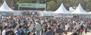 Glamurama já está em Itu para conferir o segundo dia do festival de música SWU.