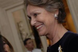 Condessa Sabine Lovatelli está querendo trazer a Orquestra Filarmônica da Alemanha para o Brasil.