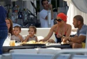 Jennifer Lopez e os gêmeos Max e Emme têm um novo trabalho!