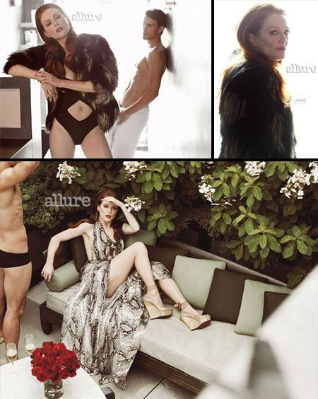 Julianne Moore for Allure: much more than a great actress