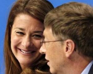 A esposa de Bill Gates revelou que produtos da Apple não entram na sua casa.