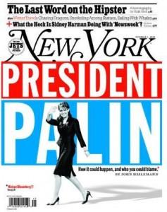 Sarah Palin pode ameaçar reeleição de Obama.