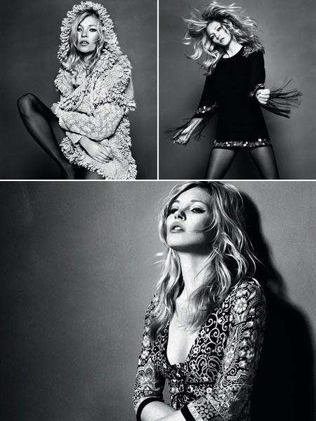 Kate Moss para Topshop: tchau, tchau