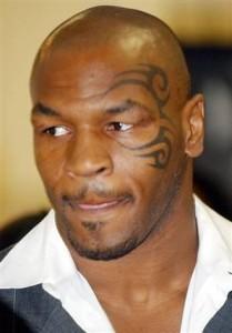 Mike Tyson já tem viagem marcada para o mês que vem.