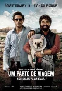 """Não perca a estreia dessa sexta no Iguatemi, """"Um Parto de Viagem""""."""