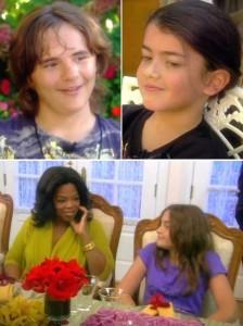Filhos de Michael Jackson são entrevistados por Oprah!