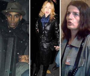 """A nova sogra de Madonna contou ao """"Daily Mail"""" que o filho está, sim, namorando Madge."""