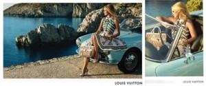 Louis Vuitton lança campanha de Resort 2011. Não precisa nem falar que tá linda, né?!