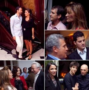 Ontem rolou um jantar na casa de Duda e Lica Melzer, lá em Porto Alegre. O motivo? Paul McCartney, claro!