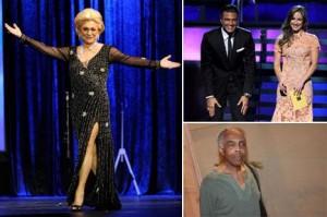 Mais dois Grammy Latino para Gilberto Gil ontem! Onde será que ele guarda tanto prêmio??