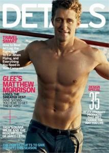 """Mr. Shue de """"Glee"""" revela o segredo para manter um abdômen tanquinho"""