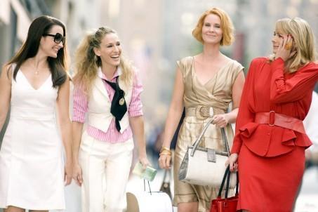 """Kristin Davis, Sarah Jessica Parker, Cynthia Nixon e Kim Cattrall: será que vem mais um """"Sex and The City"""" por aí?"""