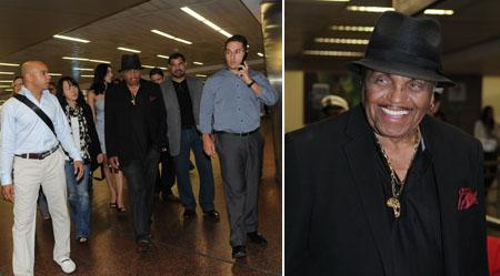 Joe Jackson chegando ao Brasil: será que vem polêmica por aí?