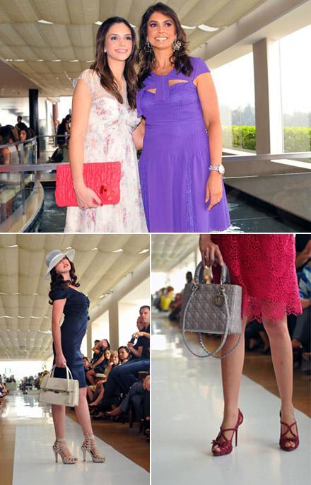 8302b4d1a79 Saiba detalhes sobre o desfile da Dior que rolou ontem no hotel ...